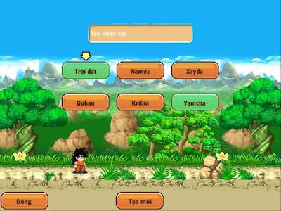 Game ngọc rồng online 130